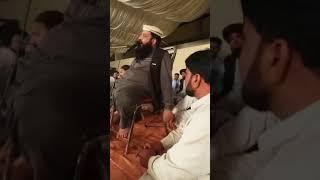 Ibtisam Elahi Zaheer at anti-Ahmadiyya conference in Rabwah