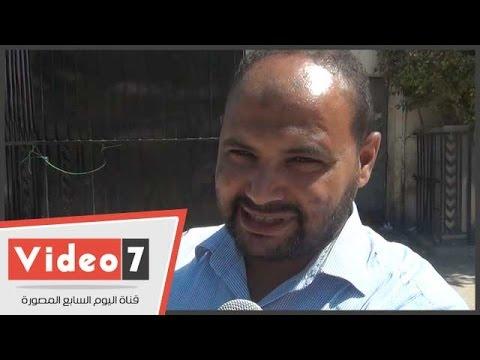 اليوم السابع : بالفيديو..مواطن يشكوا ازدحام الفصول فى منطقته لمحافظ الجيزة الذى يجهل اسمه
