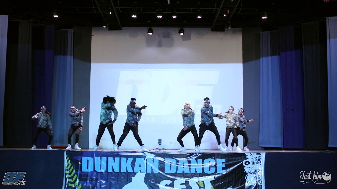 ddf 2017 amateur | dunkan | x hip hop dance competition - youtube