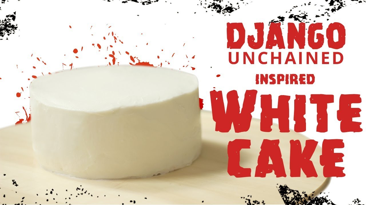 Django White Cake Recipe