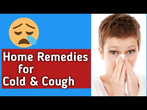Home Remedies for cold and cough | How to cure cold & cough | Pinky Tyagi | 2020