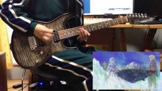 【ギター】とある飛空士への恋歌とある飛空士への恋歌 OP azurite プチミレディ toaru hikuushi e no koiuta Guitar cover とある飛空士への恋歌 検索動画 42