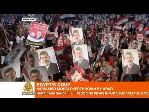Morsi falls and Tahrir celebrates