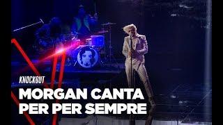 "Morgan canta ""Per per sempre"" - TVOI 2019"