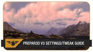 How to make Prepar3D look AMAZING