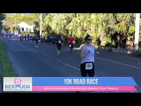 Start Of Bermuda Marathon Weekend 10K, Jan 19 2019