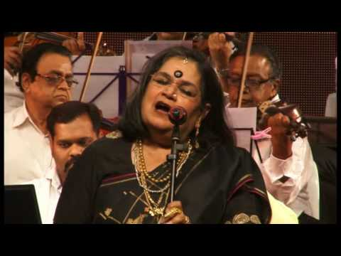Bappi Da's Disco Ka Nasha - Usha Uthup Live Part 2