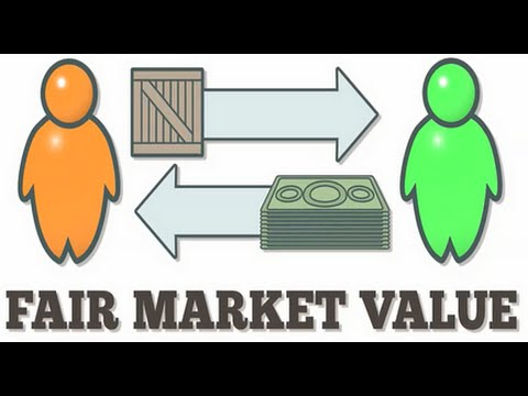 Fair Market Value >> What Is Fair Market Value