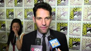Paul Rudd opens up on Edgar Wright