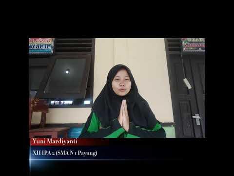 Senam Poco-Poco GWR Versi New Normal Yuni Mardiyanti XII IPA 2 (SMA N 1 Payung)