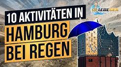 Die 10 besten Indoor Aktivitäten in Hamburg bei Regen ☔️ 🌧|Unternehmungen bei schlechtem Wetter