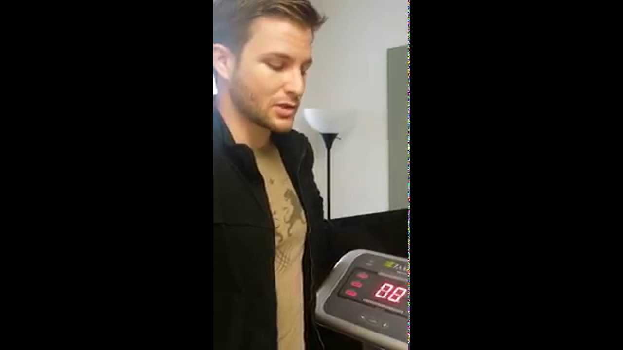 Zaaz 20k Whole Body Vibration Machine After 1 Year Old Youtube