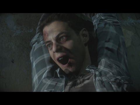 Until Dawn The Killer Makes Chris Choose Josh or Ashley