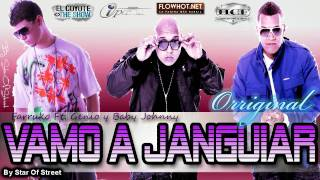 ◄vamo A Janguiar► (original)-farruko Ft Genio & Baby Johnny Hd