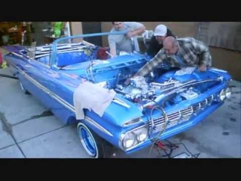 """""""Not guilty 59"""" 1959 impala  (being built)"""