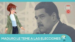 ¿Por qué Nicolás Maduro le teme a las elecciones?    El Espectador