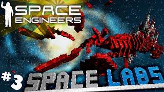 Space Engineers #3 - Harder, Better, Grindier!