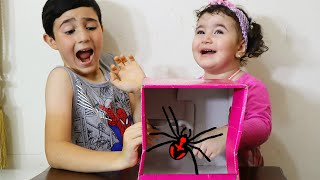 Super Celina and Hasouna surprise box - سوبر سيلينا وحسونة صندوق