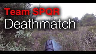 Deathmatch - Paintball Scénario Camo en Foret - France