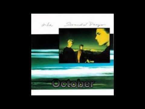 A-ha October