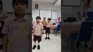 SDK Penabur Summarecon Bekasi - Wo yao xiang gao shan ju mu