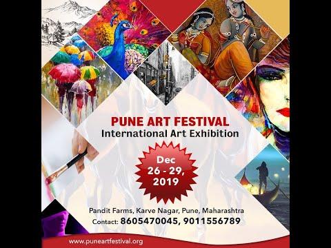 Pune Art Festival - 2019
