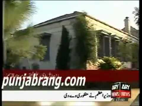 Imran Khan real residence exposed !