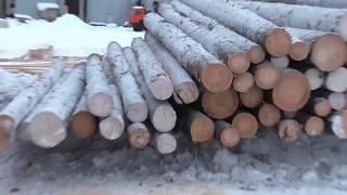 Производство клееного бруса. Обработка и сушка пиломатериала.(, 2017-01-12T07:51:58.000Z)