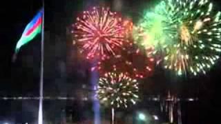 Azerbaycan Dövlət Bayraq günü 9 Noyabr_by_Samir M
