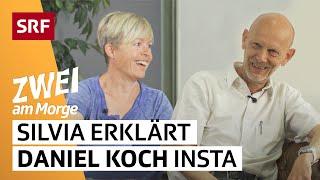 Daniel Koch: Insta-crashkurs Mit Mr. Corona | Srf Zwei Am Morge