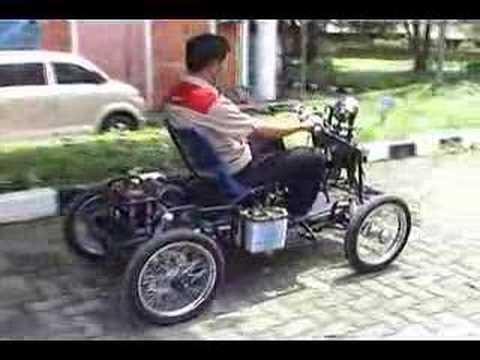 Hybrid Go Kart