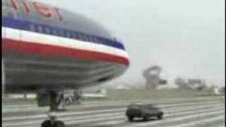 Banned Commercials - Airplane Accident