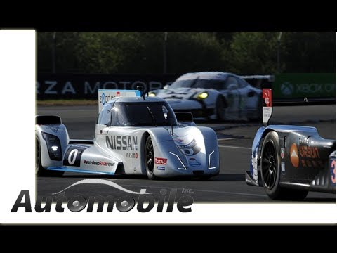 No Garage 56 Experimental Entry For 2018 Le Mans 24 Hours By Automobiles