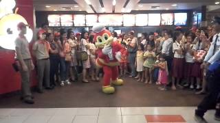 JOLLIBEE AND POPO ULTIMATE DANCE MIX 2015