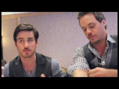 Once Upon a Time  Colin O'Donoghue, Michael Raymond James
