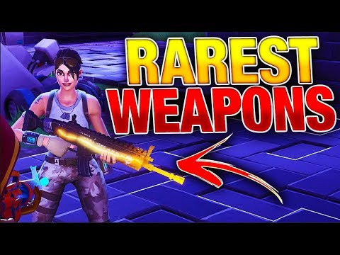Nature Nocturno & Energy Grave Digger! RAREST Weapons EVER! | Fortnite Save the World