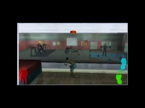 Free Running PSP Gameplay