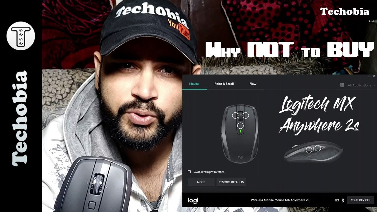 2 reasons why not to buy Logitech MX Anywhere 2s – Techobia