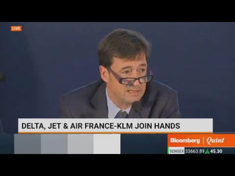 Jet Airways & Air France-KLM Join Hands