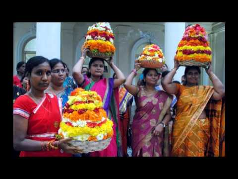 Bathukamma songs |okkesi puvvesi chandamama
