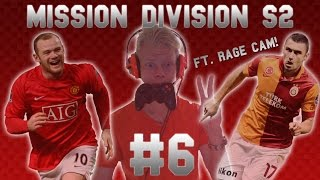"Mission Division S2 | #6 - ""SO MUCH RAGE!"" - RAGE CAM! Thumbnail"