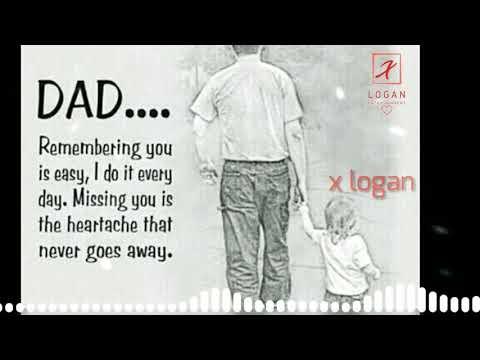 Lovely Miss U Dad Status For Whatsapp - Soaknowledge