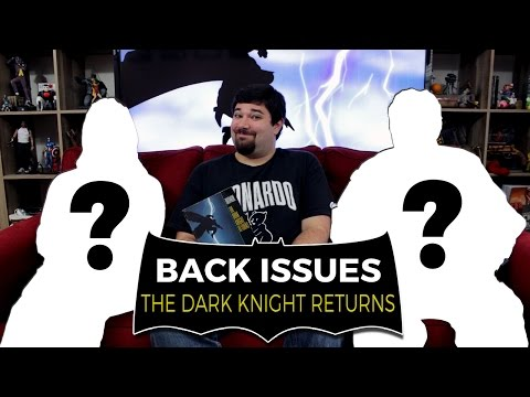 #Batman: The Dark Knight Returns (Frank Miller)
