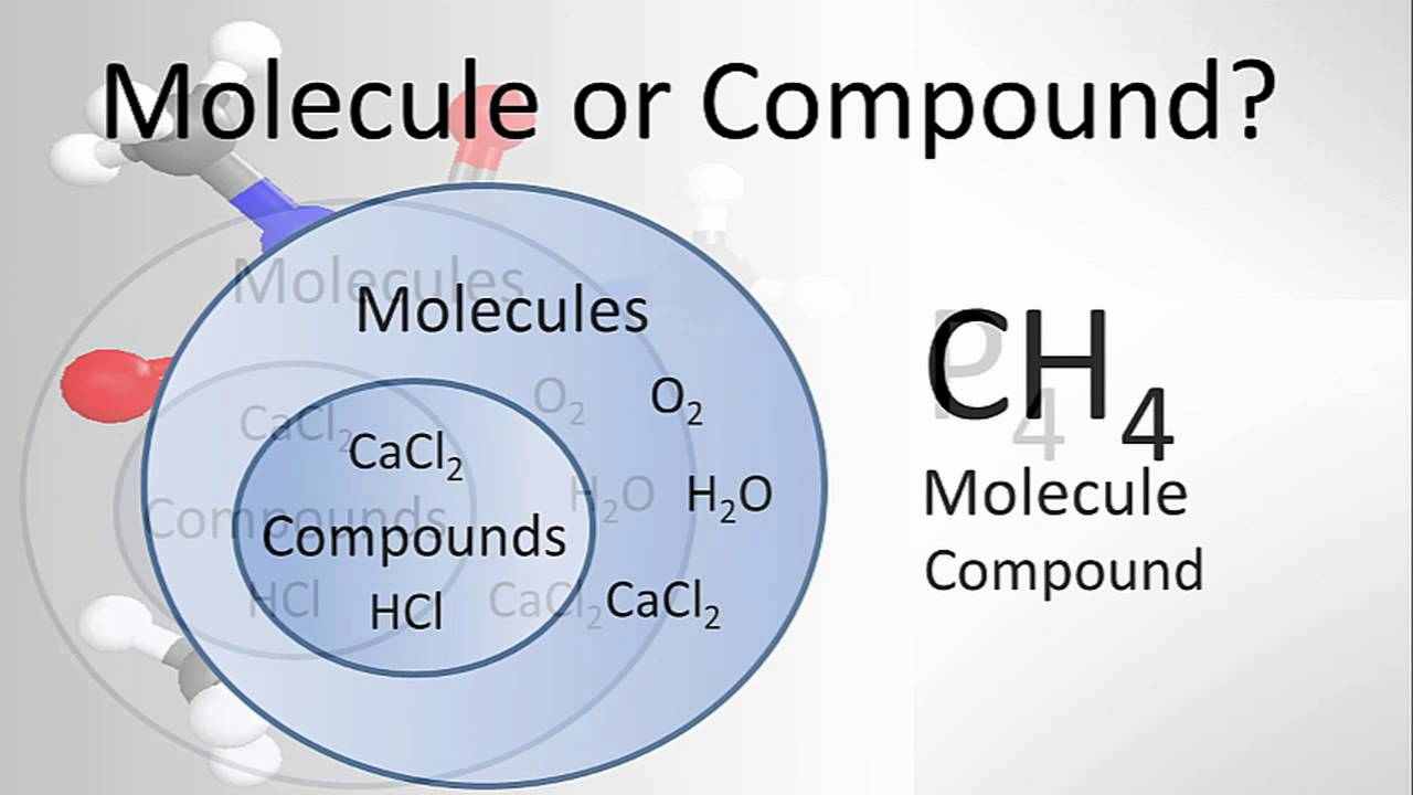 also molecule vs compound examples and practice youtube rh