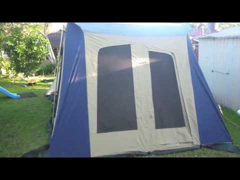 & Oztrail Grand Tourer - YouTube