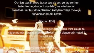 Aki feat. Kapten Röd - När Solen Går Ner. Lyrics