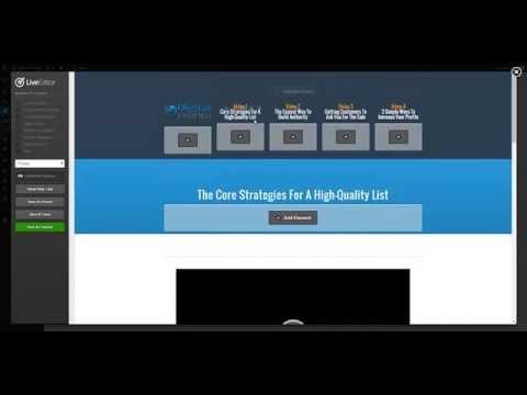 LaunchShark OptimizePress Templates - Jeff Walker Style Pre-Launch ...