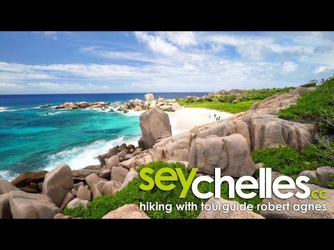 Hiking on La Digue with Seychelles Tourguide Robert Agnes - Episode #2