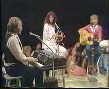 ABBA, Olivia NewtonJohn & Andy Gibb performing Beach Boys