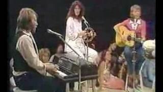 ABBA, Olivia Newton-John & Andy Gibb performing Beach Boys